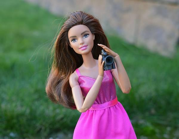 Nerf petit pistolet ou poupeé barbie princesse | Test & avis