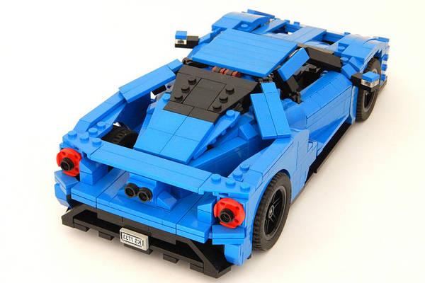 Boite de lego et lego moc | BlackFriday
