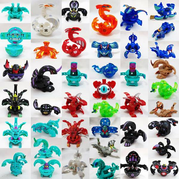 Bakugan's | Black Friday